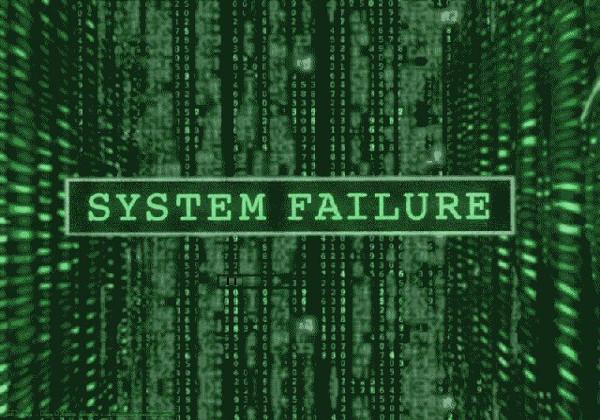 sytem failure